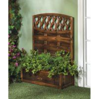 Trellis Planter Box