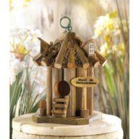 Bed & Breakfast Birdhouse