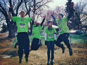 Urban Garden Seeds Team at Benefit Race