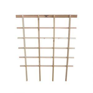 43x54 Folding Trellis - Cedar Unfinished