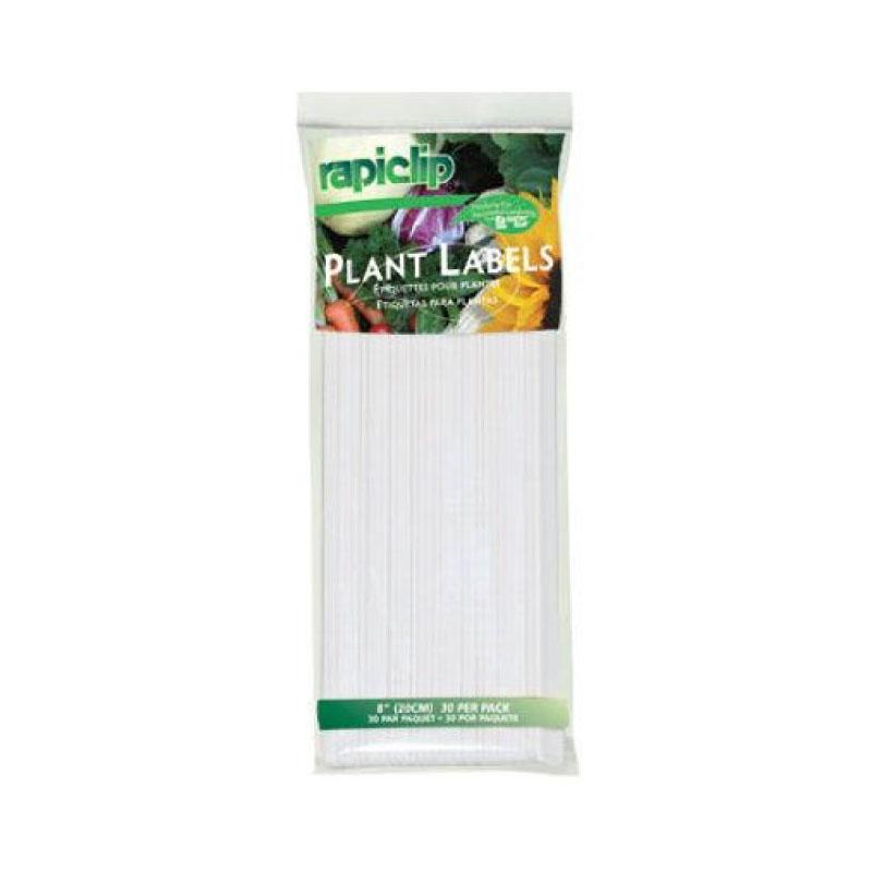 8 Inch Plant Labels Pkg