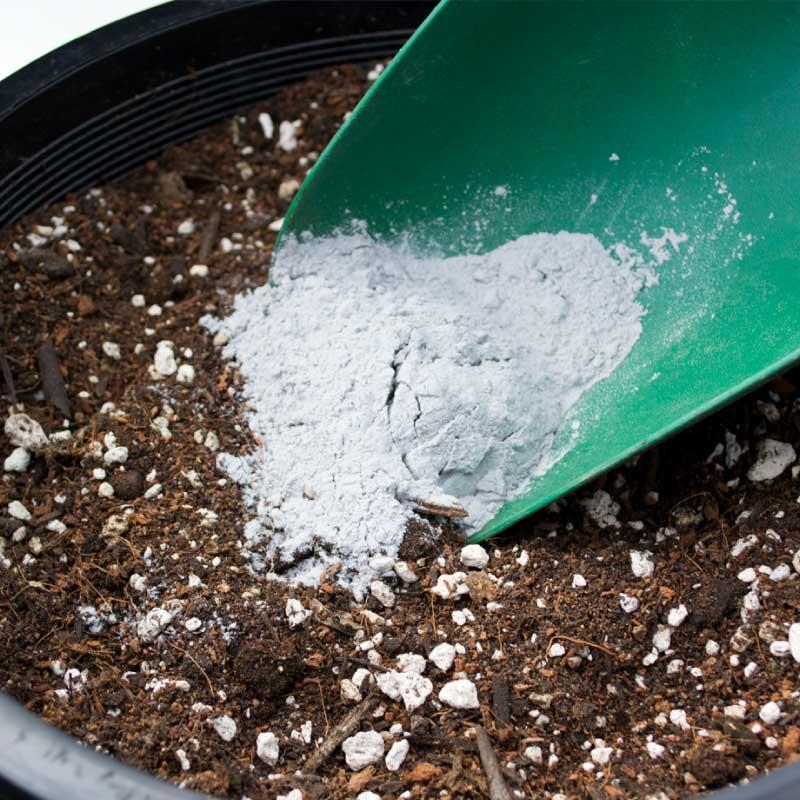 Garden Soil Lime