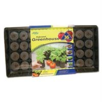 Jiffy Large 36-cell Tomato Greenhouse