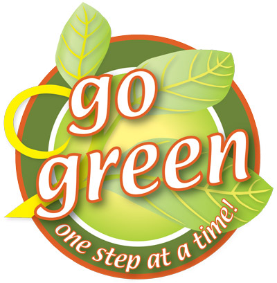 Going Green, 1 step at a time