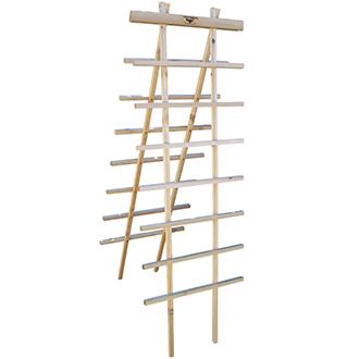 Cedar Ladder Trellis