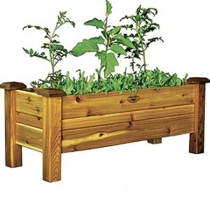 Planter Box 18x48x19 Finished